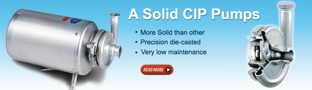 A Solid CIP Pumps